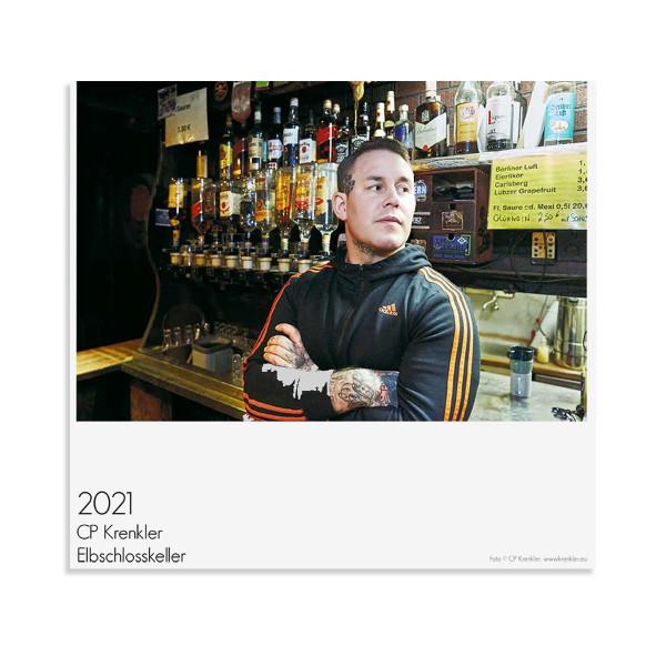Elbschlosskeller Kalender 2021 Limitiert