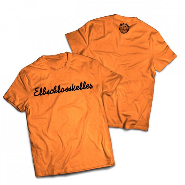 Das Shirt zum Buch - Sonderedition Elbschlosskeller [orange]