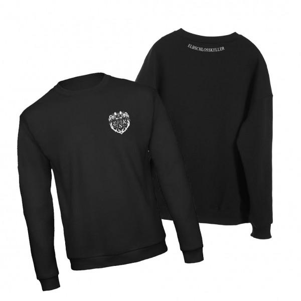 Elbschlosskeller - Sweater [schwarz] limitiert