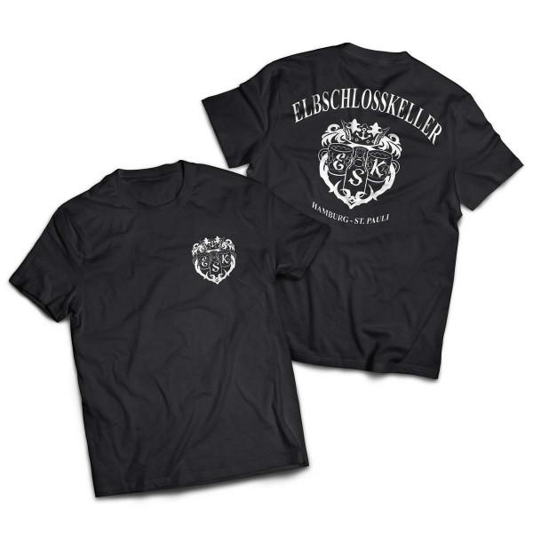 T-Shirt - Elbschlosskeller [schwarz]